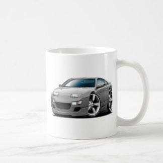 Nissan 300ZX Grey Car Coffee Mug
