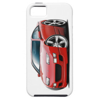 Nissan 300ZX Red Car Tough iPhone 5 Case