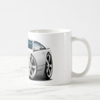 Nissan 300ZX White Car Coffee Mug