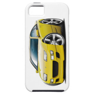 Nissan 300ZX Yellow Car iPhone 5 Case