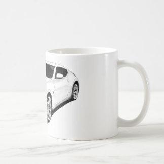 Nissan 370Z Artwork Coffee Mug