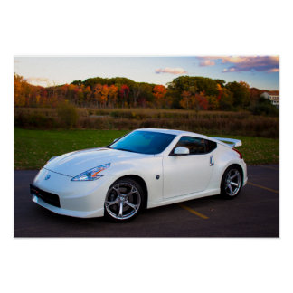 Nissan 370Z NISMO Poster