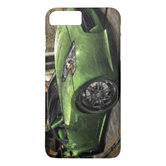 Nissan 370Z Pencil Sketch Art iPhone 7 Plus Case
