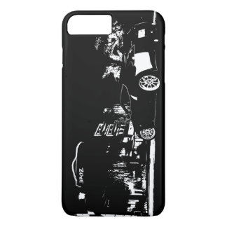 Nissan 370z Rear Shot iPhone 7 Plus Case