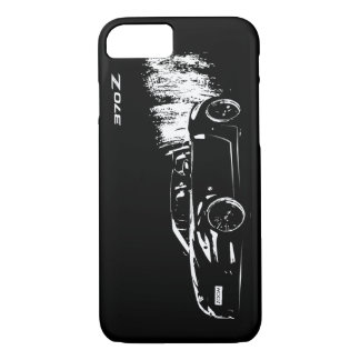 Nissan 370z Roadster (front view) iPhone 7 Case