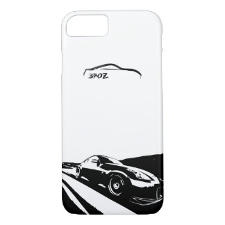 Nissan 370Z Rolling Shot iPhone 7 Case