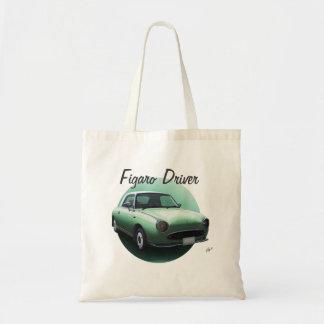 Nissan Figaro Driver Bag Emerald Green
