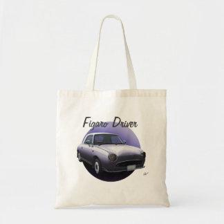 Nissan Figaro Driver Bag Lapis Grey