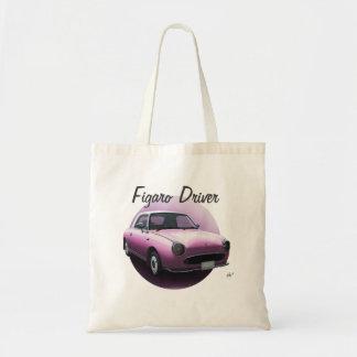 Nissan Figaro Driver Bag Special Pink Tote Bag