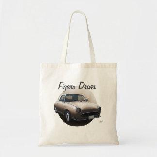 Nissan Figaro Driver Bag Topaz Mist