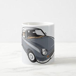 Nissan Figaro Lapiz Grey Coffee Mug