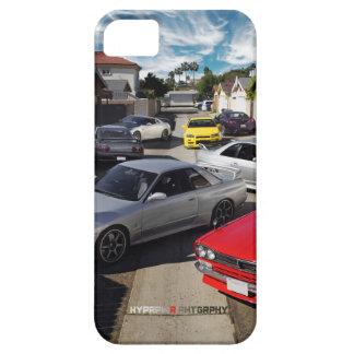 NISSAN GT-R R32 R33 R34 R35 SKYLINE GTR HAKOSUKA iPhone 5 COVERS