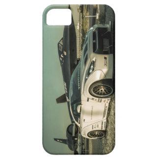 NISSAN GT-R WIDEBODY WITH SR-71 BLACKBIRD iPhone 5 CASE