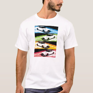 Nissan GTR pop-art T-Shirt