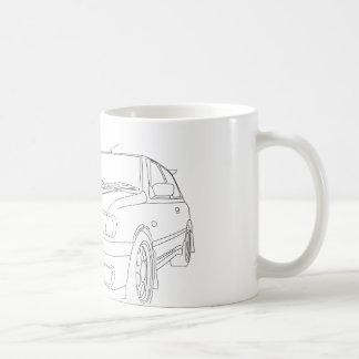 Nissan Pulsar GTiR Coffee Mug