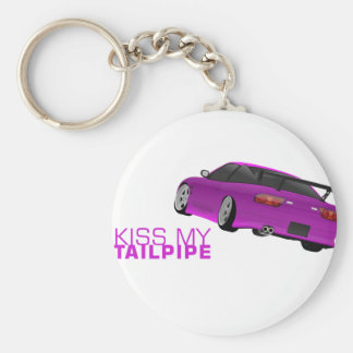 Nissan S13 (180sx/200sx/240sx) Basic Round Button Key Ring