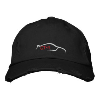 Nissan Skyline GT-R Embroidered Hats