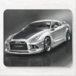 Nissan Skyline GTR R35 Mousepad