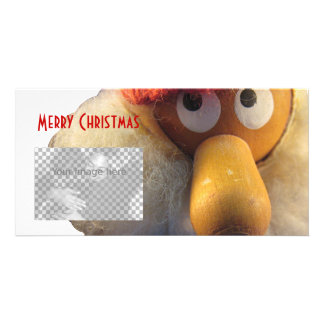 Nisse Holiday photocard Personalized Photo Card