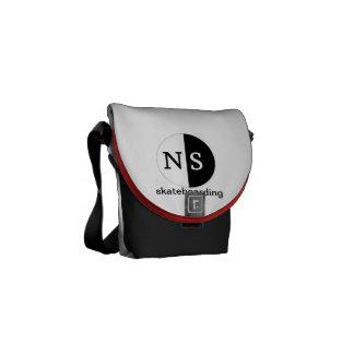 Niteshift Rickshaw Messenger Bag