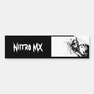 Nitro MX sticker