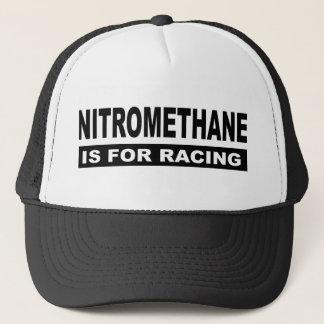 Nitromethane is for racing trucker hat