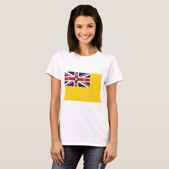 Niue National World Flag T-Shirt