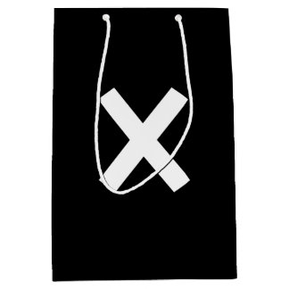 Niwa muscle intersection medium gift bag