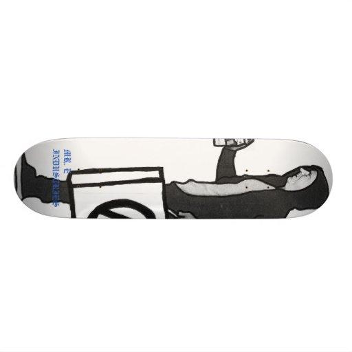 Nix Alive Skateboard