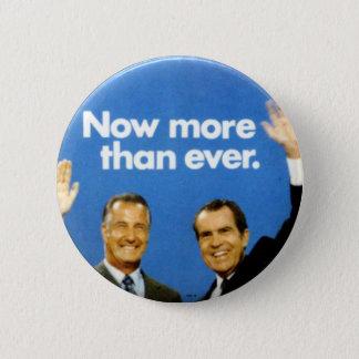Nixon-Agnew jugate - Button