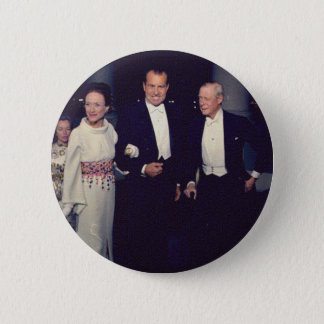 Nixon_and_the_Windsors 6 Cm Round Badge