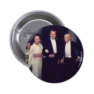 Nixon_and_the_Windsors 6 Cm Round Badge