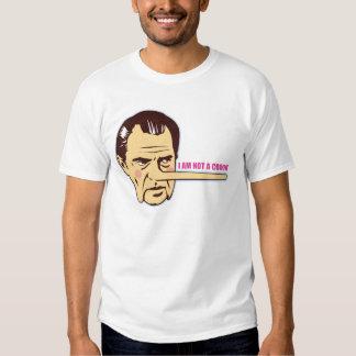 Nixon, I am not a Crook Tee Shirts