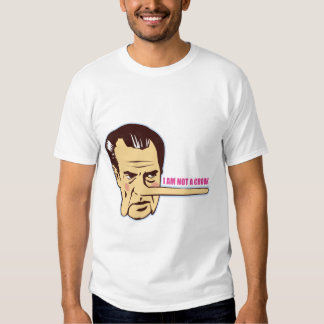 Nixon, I am not a Crook Tees
