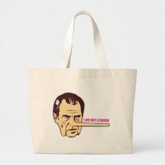 Nixon, I am not a Crook Bags