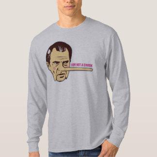 Nixon, I am not a Crook Tshirts