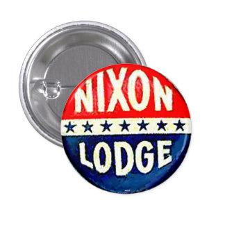 Nixon-Lodge 3 Cm Round Badge