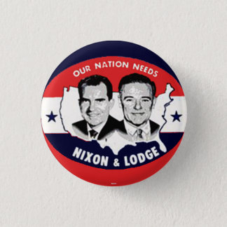 Nixon-Lodge jugate - Button