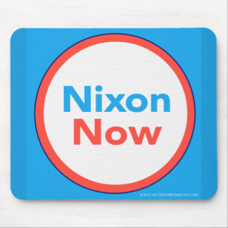 Nixon Now-1968 - Customized Mouse Pad