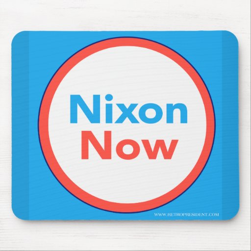 Nixon Now-1968 - Customized Mouse Mats