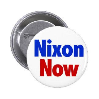 Nixon Now 6 Cm Round Badge