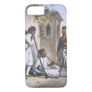 Nizamior, Regular Troops of the Turkish Army at Ka iPhone 7 Case