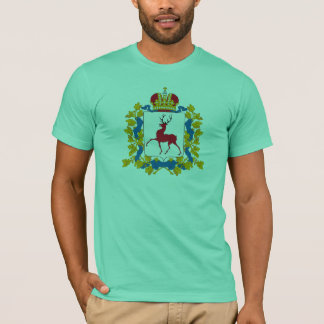 Nizhny Novgorod Coat of Arms T-shirt