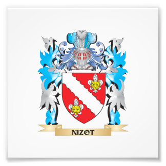 Nizot Coat of Arms - Family Crest Photo