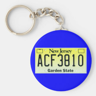 NJ92a Key Ring