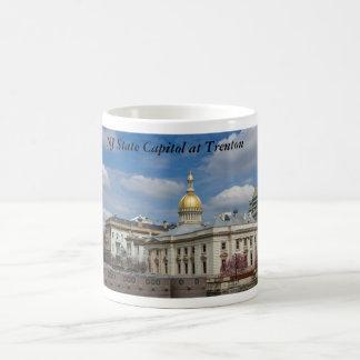 NJ State Capitol Building Mug
