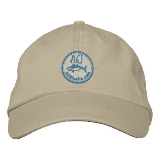 NJBluefin.com Embroidered Hat