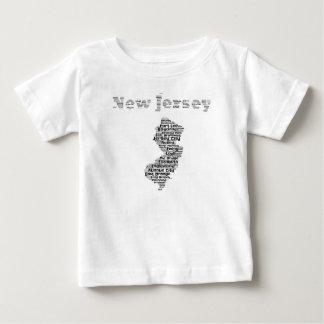 njcloudtransparent--1- baby T-Shirt