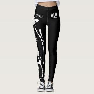 NJF Sexicatures Girlballer Dark Leggings