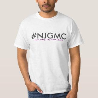 NJGMC Men's Classic White T-shirt